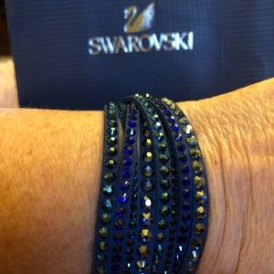 Swarovski Double Slake Bracelet